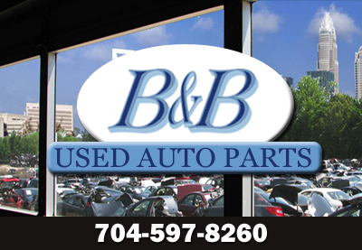 used auto parts central charlotte NC